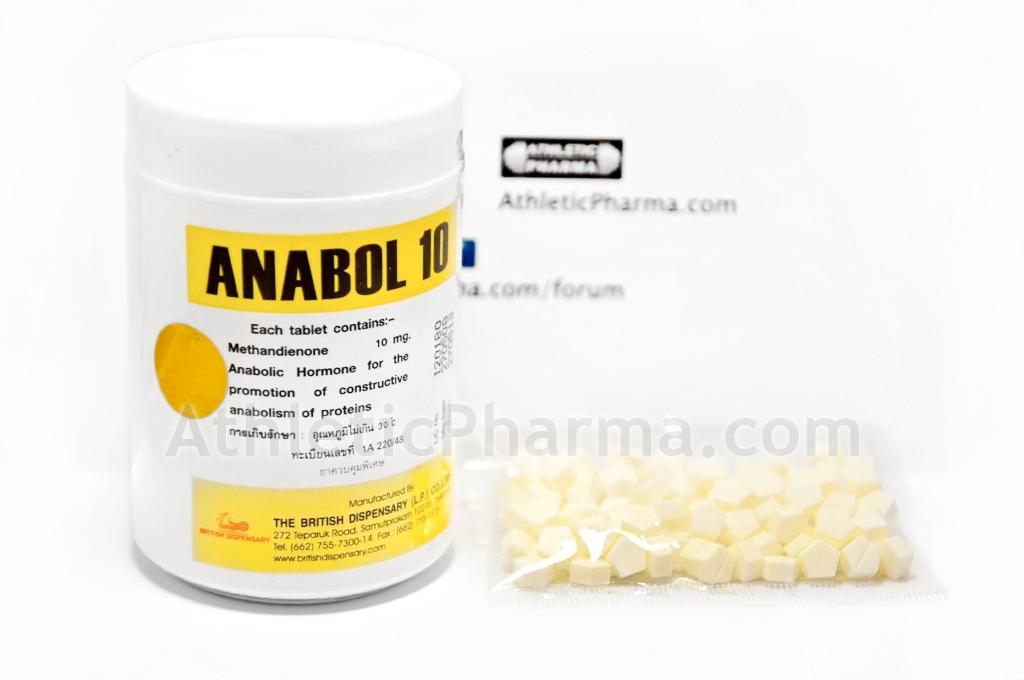 Anabol 10